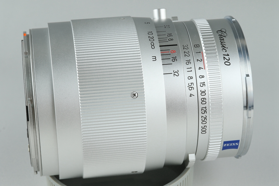 Carl Zeiss Makro-Planar T* 120mm F/4 ZV Classic Limited Lens for Hasselblad C With Box #21566