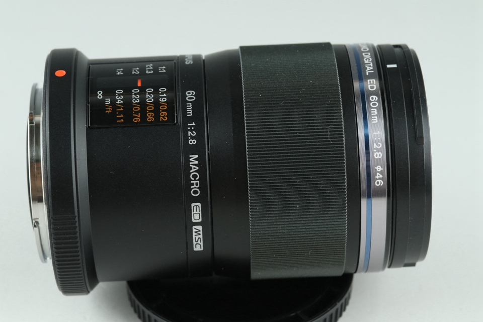 Olympus M.Zuiko Digital ED 60mm F/2.8 Lens for M4/3 With Box #22484