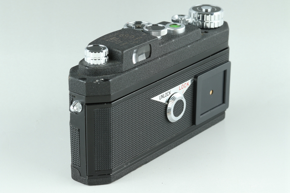 Panon Widelux F8 35mm Panoramic Film Camera #23074
