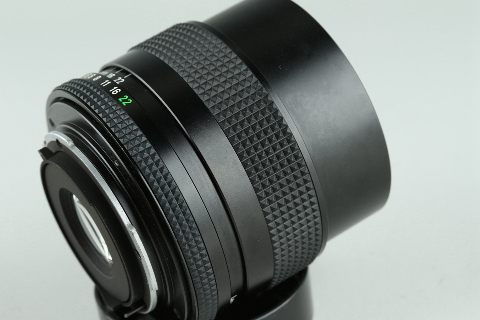 Contax Carl Zeiss Distagon T* 25mm F/2.8 MMJ Lens for CY Mount #23620