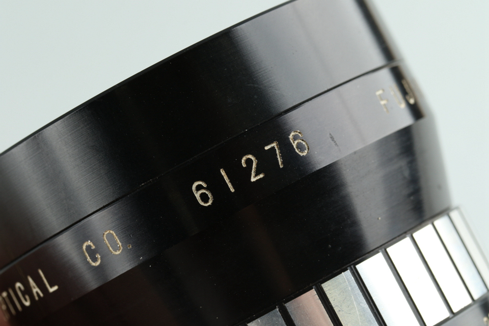 Fuji Fujifilm Fujinon ITV 50mm F/1.2 Lens #29130