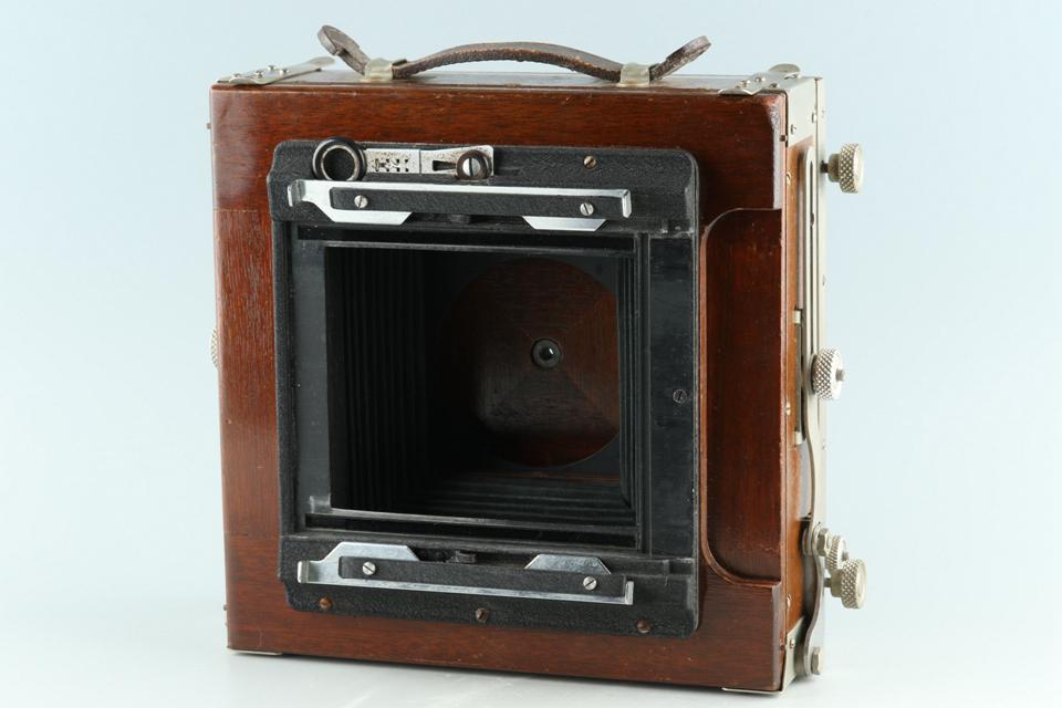 Deardorff 4x5 Wood Field Large Format Film Camera #29205