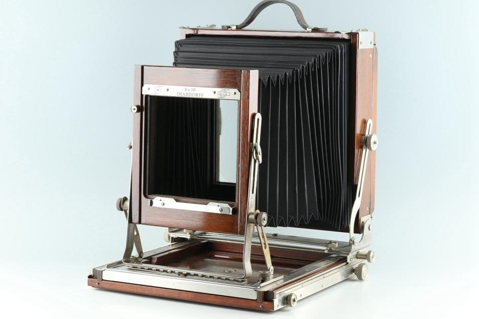 Deardorff 8x10 Wood Field Large Format Film Camera #29395