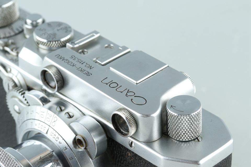 Canon Seiki Kogaku + Nikkor 50mm F/2.8 Lens #29937