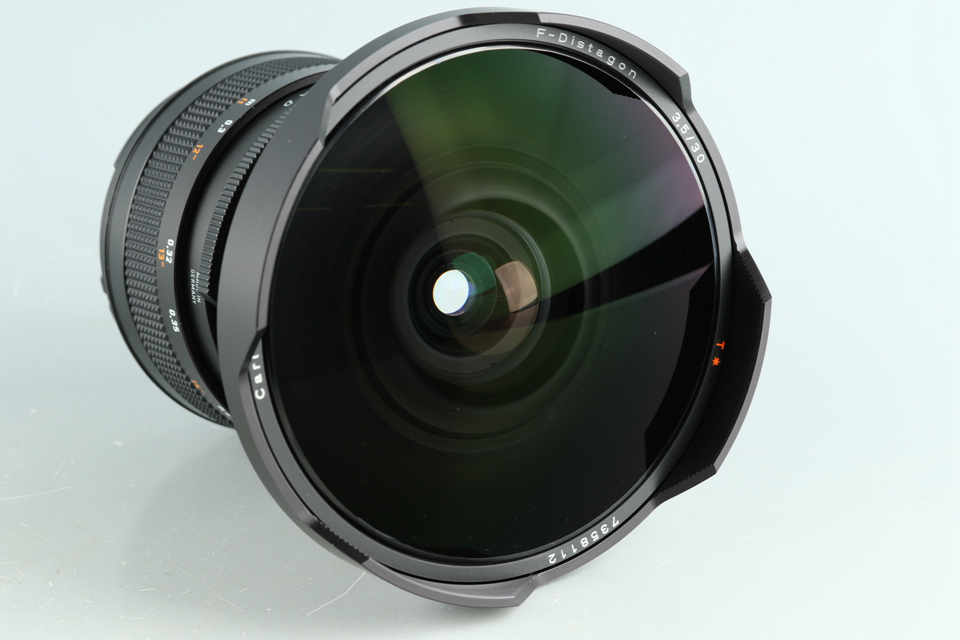 Hasselblad Carl Zeiss F-Distagon T* 30mm F/3.5 CF Lens #33194