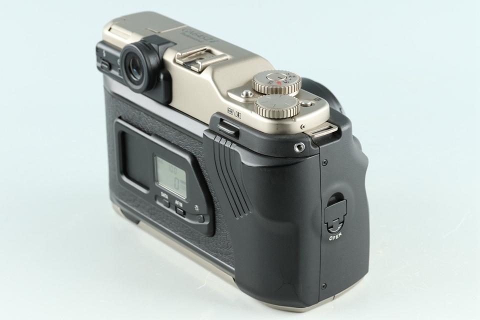 Fujifilm GA645Zi Medium Format Rangefinder Film Camera *Count 2400* #33326