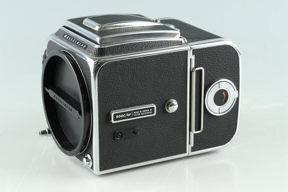 Hasselblad 500C/M Medium Format Film Camera + A12 #35082