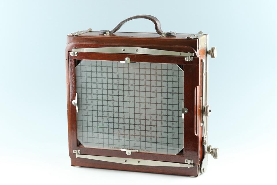Deardorff 8x10 Wood Field Large Format Film Camera #36295H