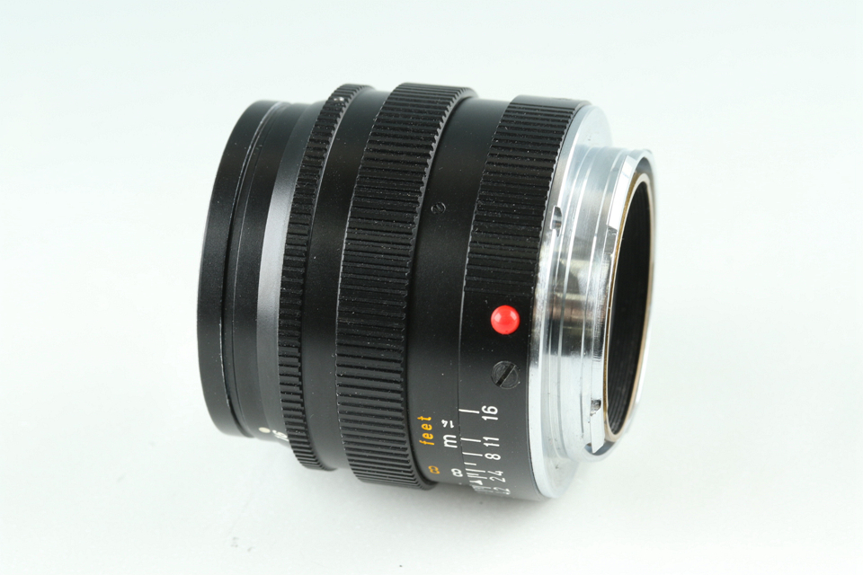 Leica Leitz Summilux 50mm F/1.4 Lens for Leica M #37050T